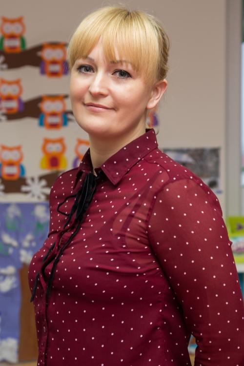 Mgr Karolina Porosa