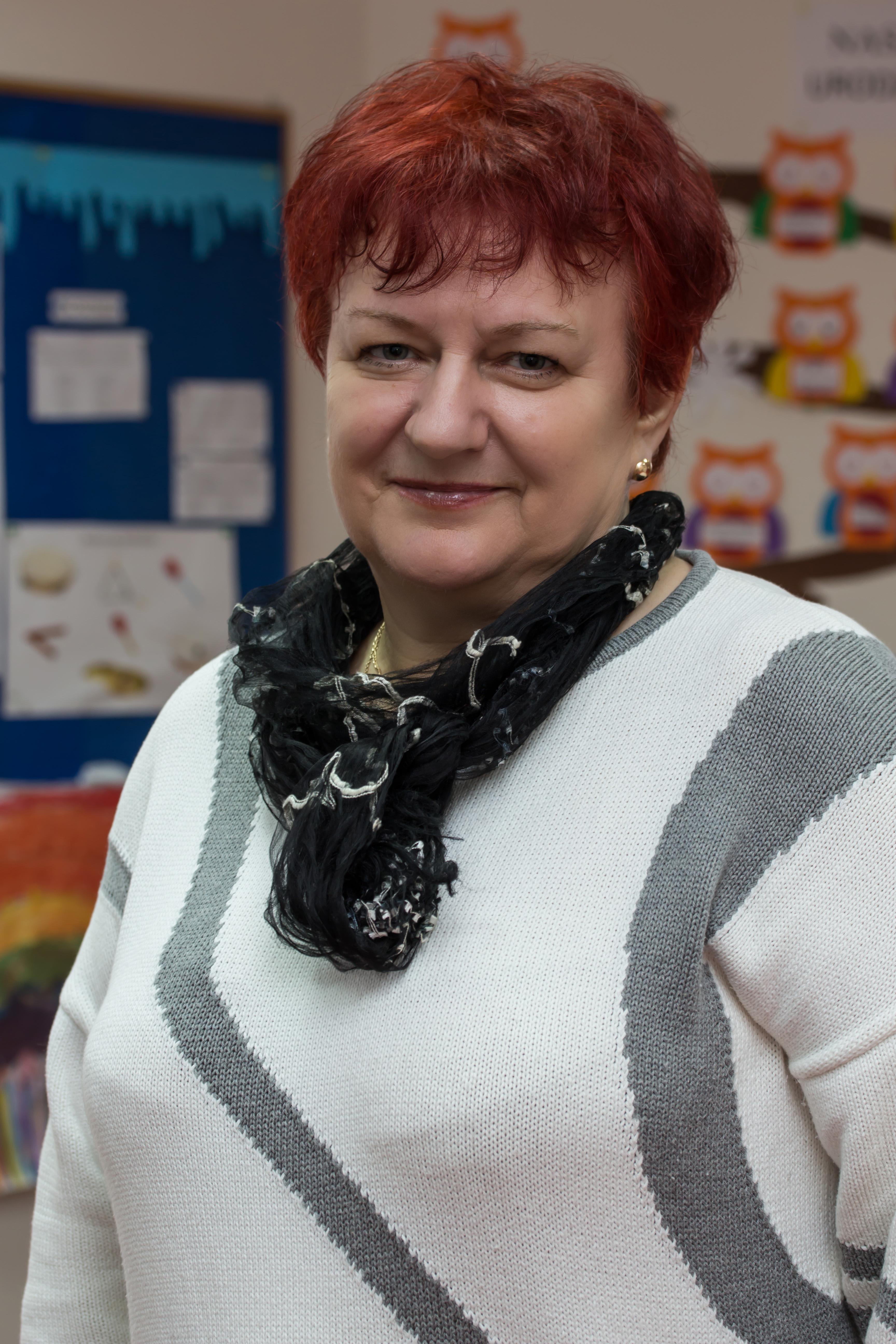 Mgr Maria Ugarenko- Kupiñska